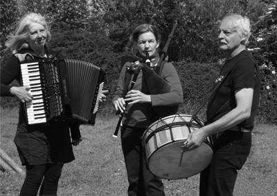 Trio Perelaar - internationale volksmuziek