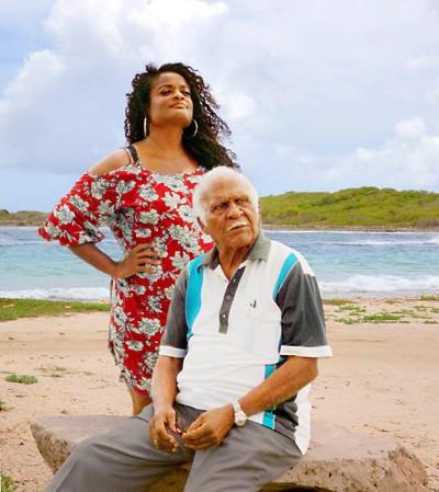 Izaline Calister en Thijs Borsten - Het eiland van mijn vader