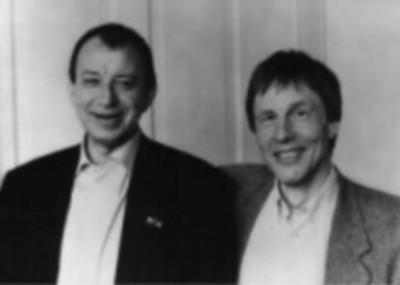 Ivo de Wijs en Pieter Nieuwint - Literair variété