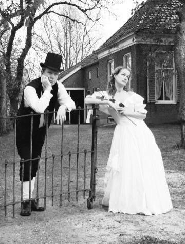 SKKW-jubileum theatergroep - De borgheer van Bellingeweer en het bedrogen linnennaaistertje
