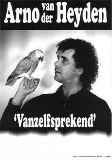 Arno van der Heyden - Vanzelfsprekend