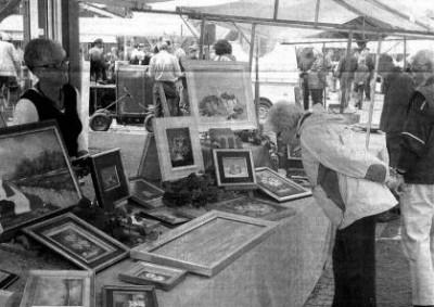 Kunstmarkt en benefietconcert i.s.m. Stichting FriendShip 2000