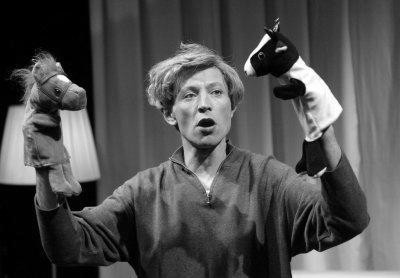 Servaes Nelissen - Kom maar bij het vrouwtje - i.s.m. Grand Theatre Grenzeloos